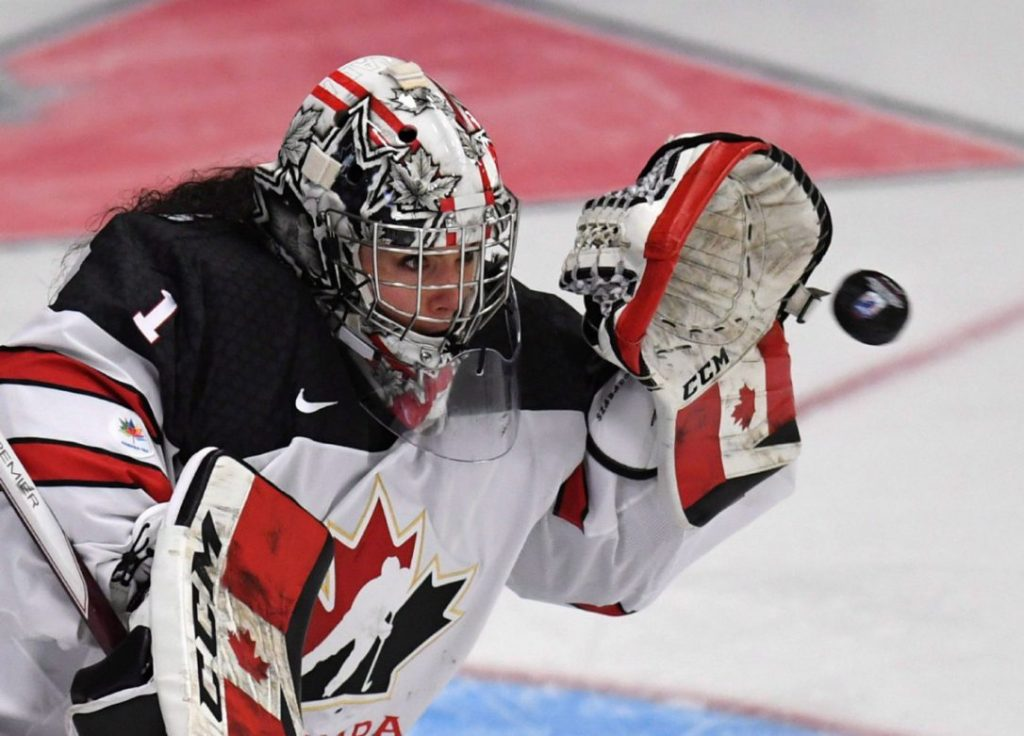 Shannon Szabados, Canadian Hockey Player of Hungarian Descent, Missed Third Consecutive Olympic Gold post's picture