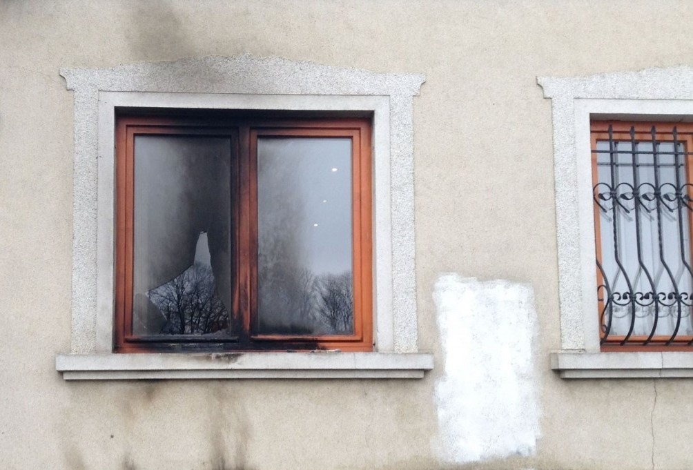 Foreign Ministries Condemn Molotov Cocktail Attack Against Ethnic Hungarian Building in Ukraine post's picture