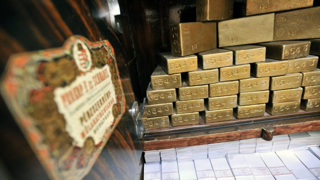Hungarian National Bank Decides to Bring Gold Reserves Back Home post's picture