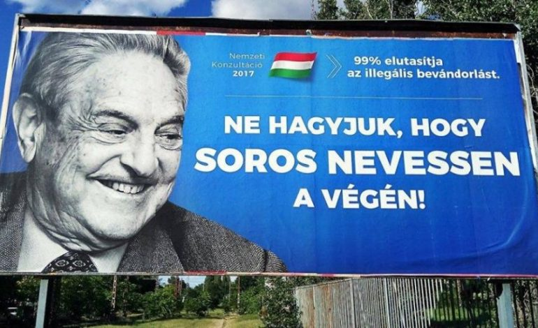 To Soros or not to Soros? Will Orbán's Fidesz Party Scale Back its 'Stop Soros' Campaign After its Defeat in Hódmezővásárhely? post's picture