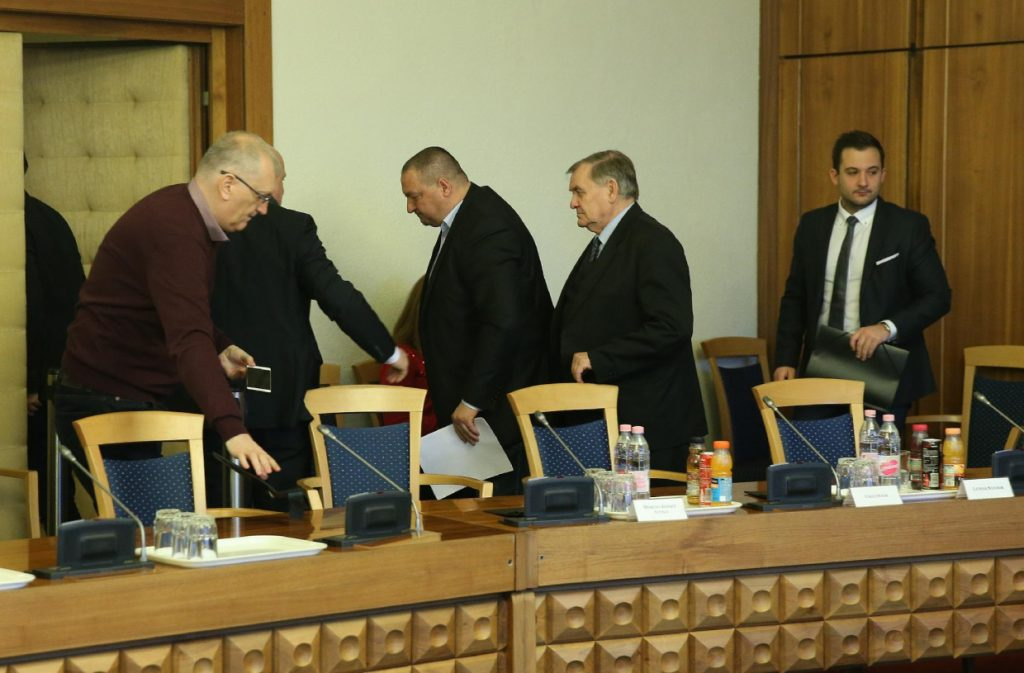 Parliament's Security Committee Lacks Quorumas Fidesz-KDNP Representatives Stayed Away Once Again post's picture