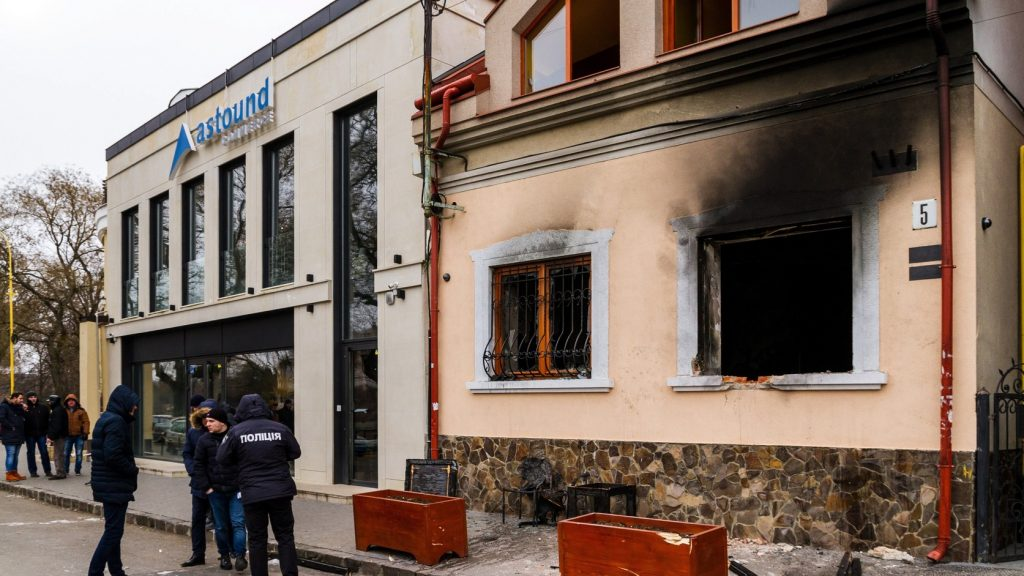 Another Arson Attack on Ethnic Hungarians in Ukraine: Hungarian FM Calls for OSCE Special Monitoring Mission to Transcarpathia post's picture