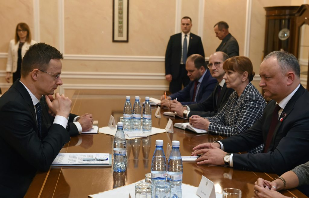 In Moldova, Hungarian FM Stresses Support for Eastern Partnership post's picture