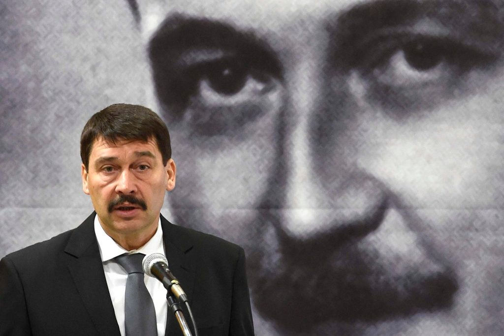 President Áder Commemorated Ethnic Hungarian Politician János Esterházy in Slovakia post's picture