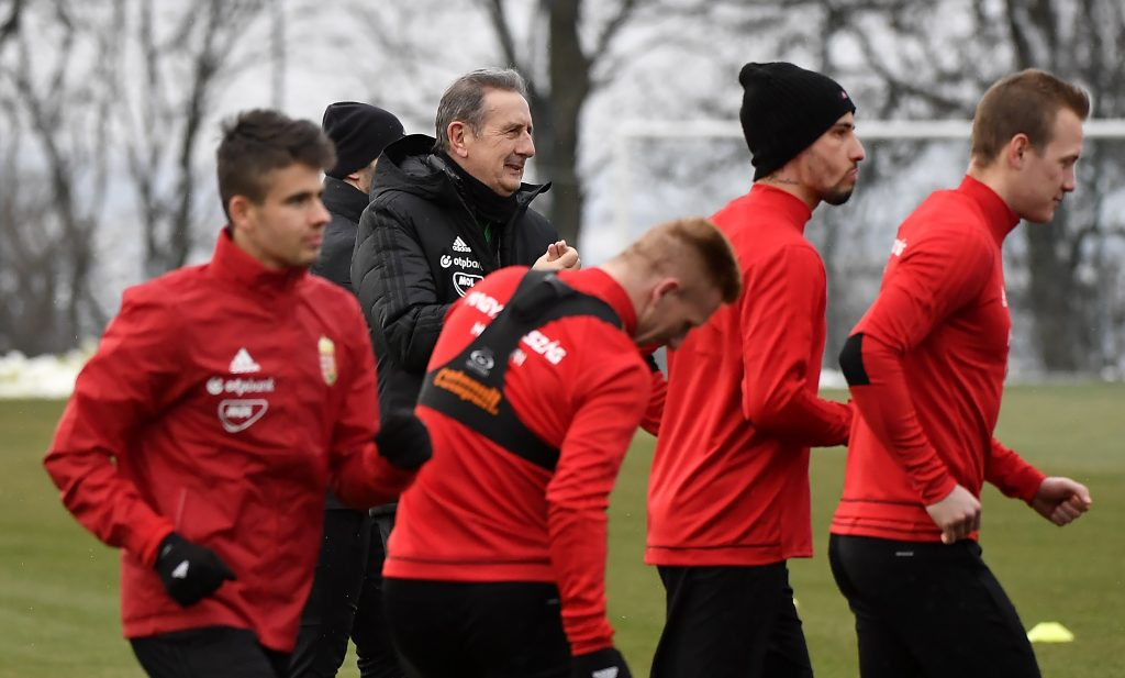 Hungarian National Football Team Gears up For First Matches with New Coach post's picture