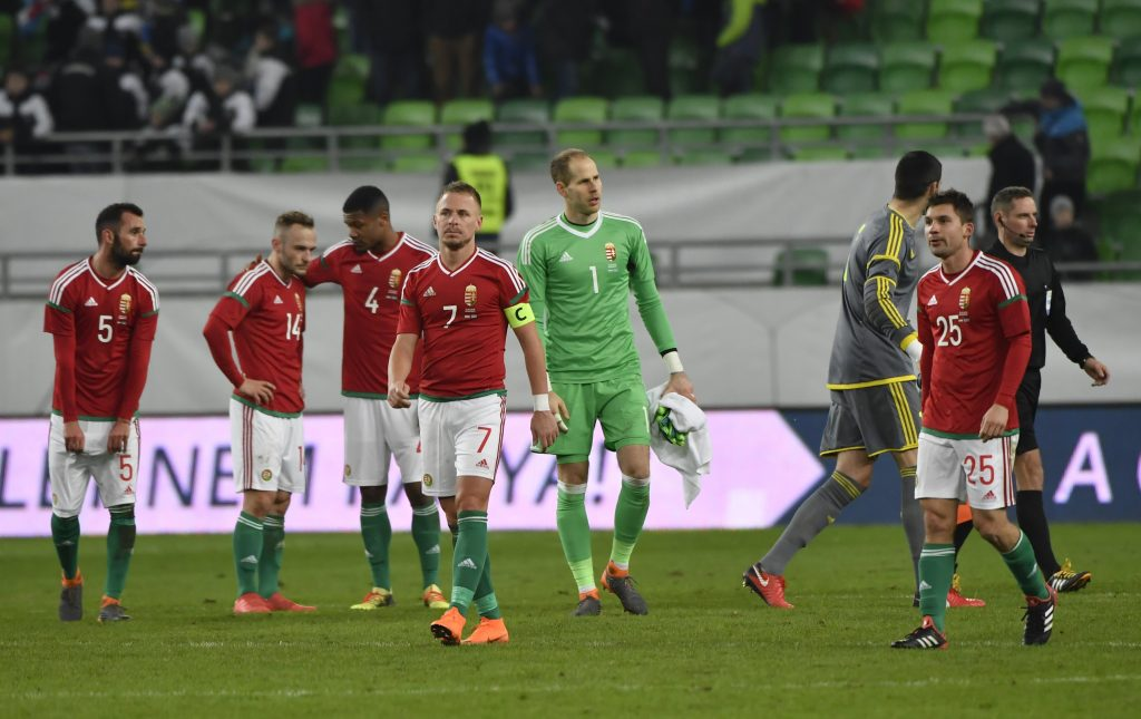 Hungarian National Football: New Coach's First Match Ends in Humiliating Defeat post's picture