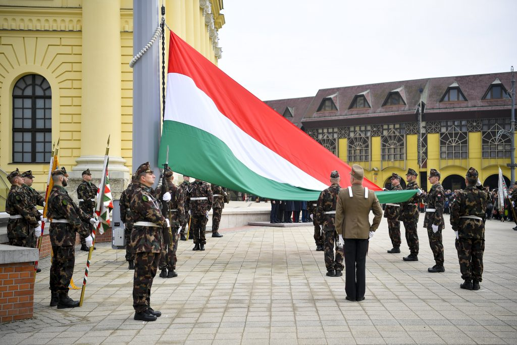 170th Anniversary of the Hungarian Revolution in Pictures post's picture