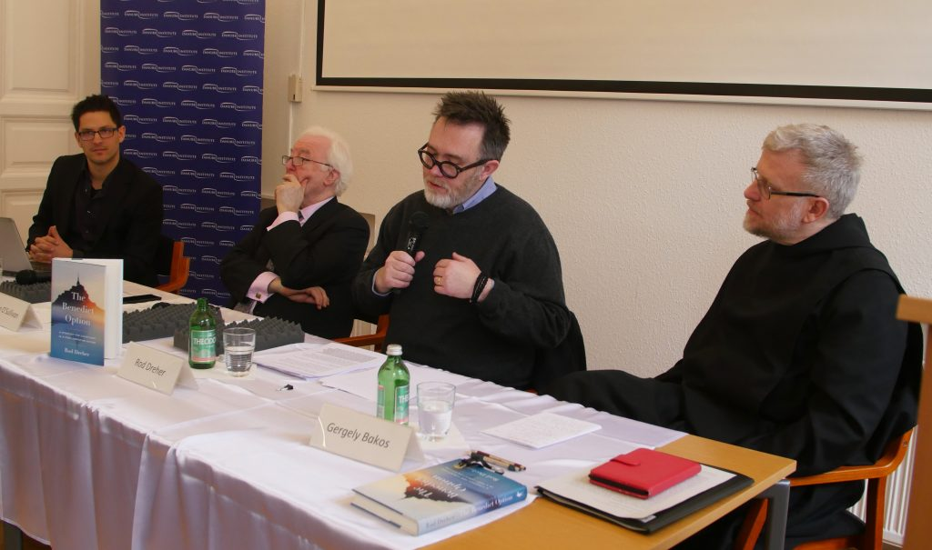 "American Religious Writer and Journalist Rod Dreher Holds Talk on the ""Benedict Option"" in Budapest post's picture"