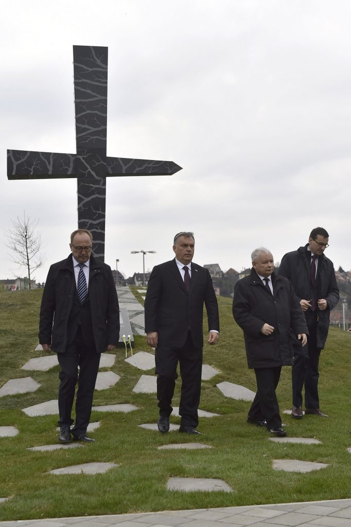 Orbán: Hungarians, Poles Aim to Preserve Nation States, Christianity in Central Europe post's picture