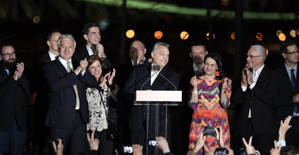 Viktor Orbán Wins Hungarian Parliamentary Elections post's picture
