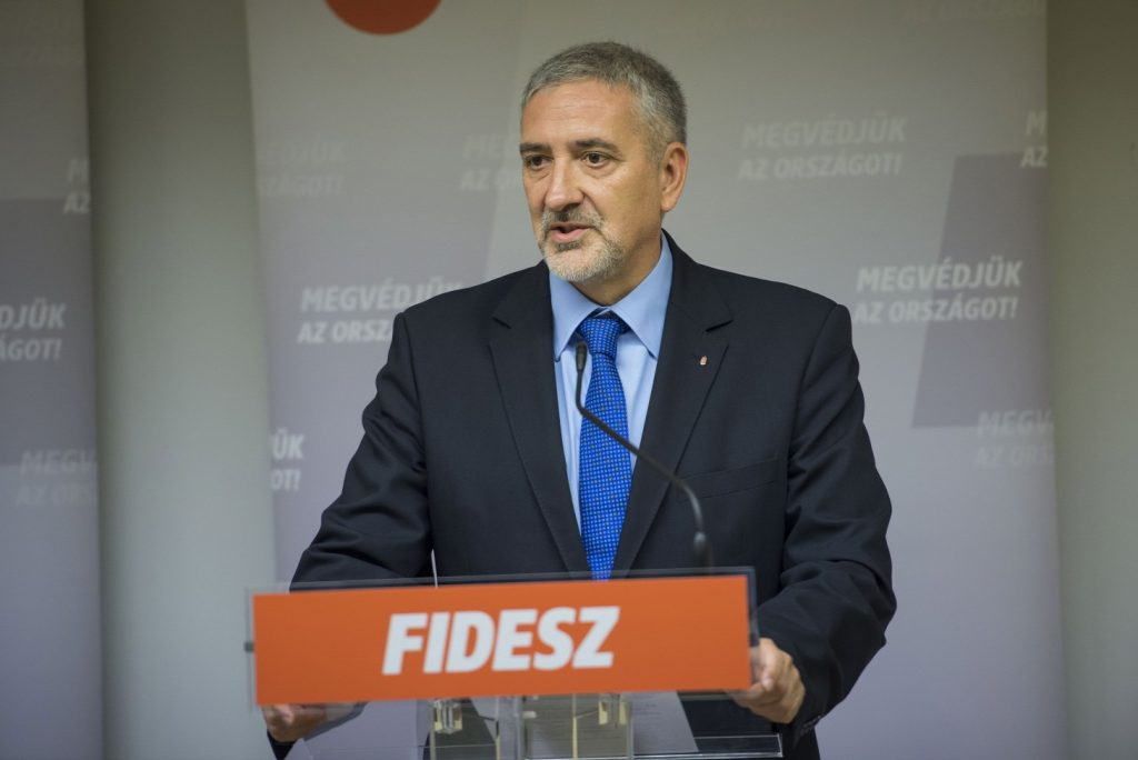 Fidesz: 'Soros's People Reveal Themselves' in EP post's picture