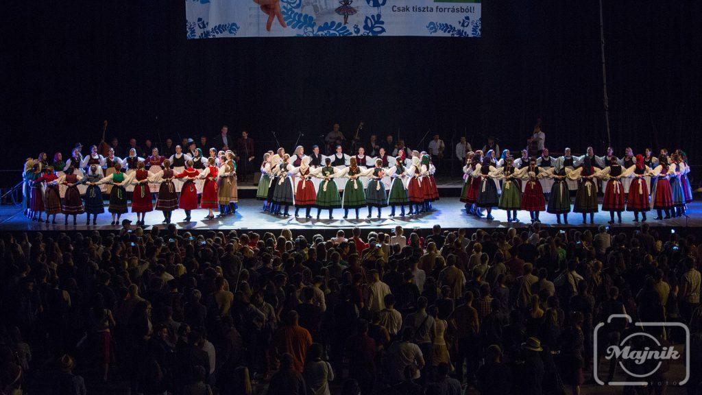 Huge Folk-Dance Celebration Held in Budapest! post's picture