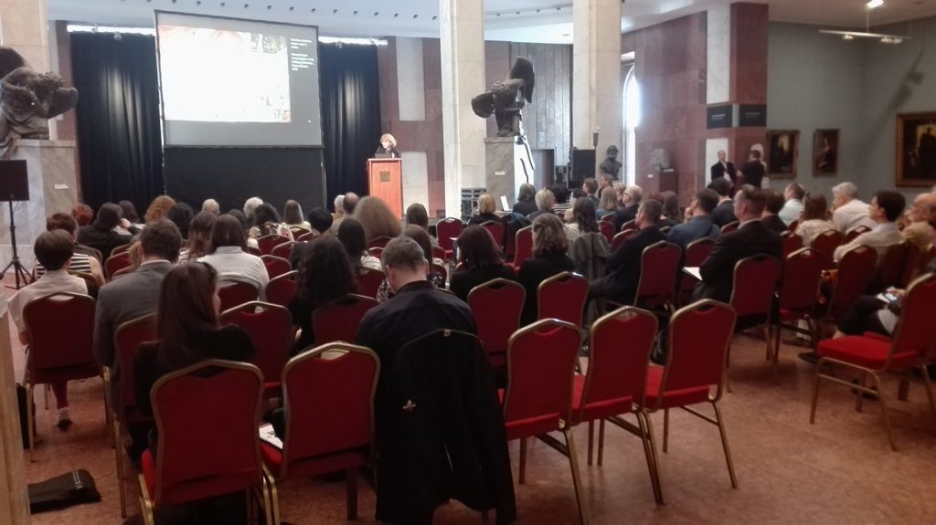 V4 Museum Conference Starts in Budapest post's picture