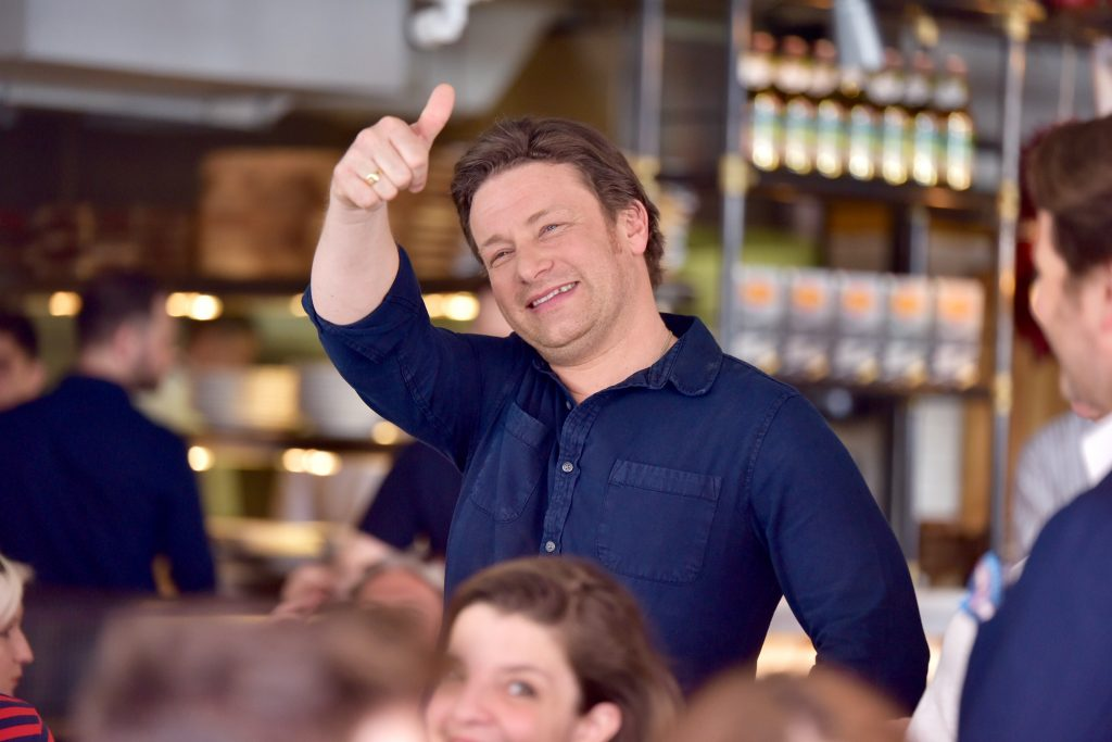 """It is Amazing, Brilliant Here"" – Jamie Oliver Visits Budapest for the First Time post's picture"