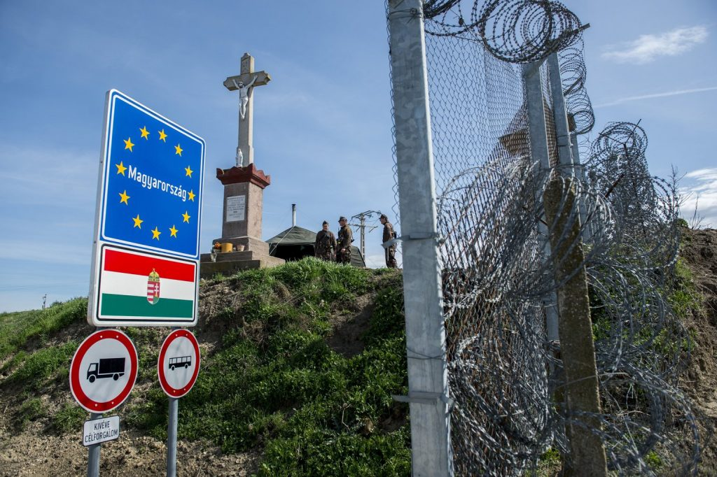 New Crossing Station Opens on the Hungarian-Serbian Border post's picture
