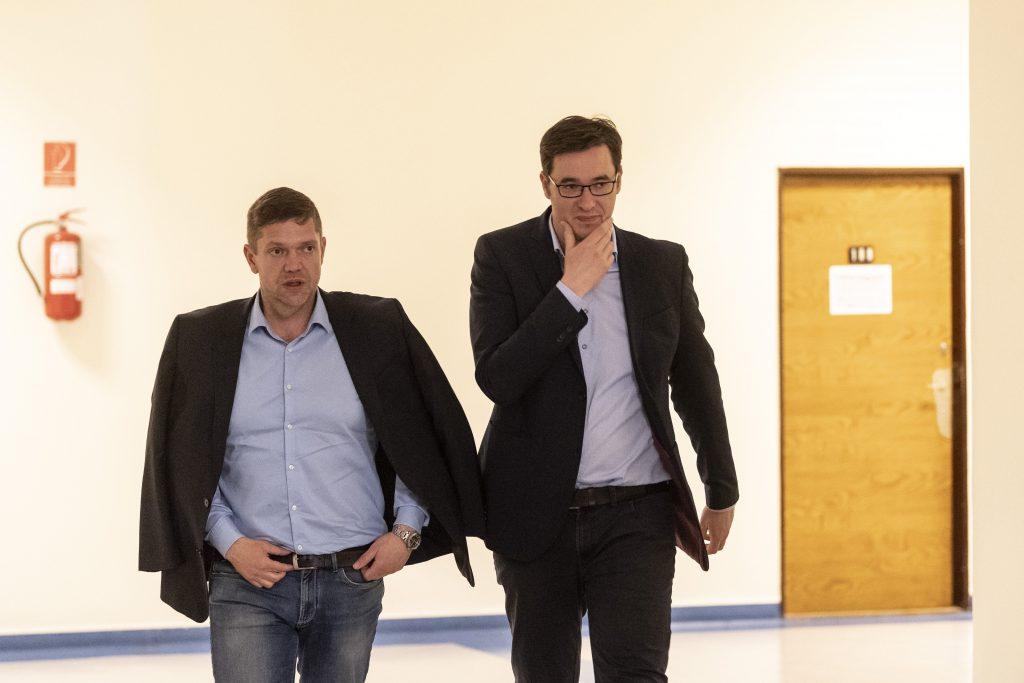 Karácsony: Socialists-Párbeszéd to form parlt group headed by Tóth post's picture