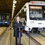 Tarlós: Upgrade of M3 Metro Line Trains is Nearly Complete