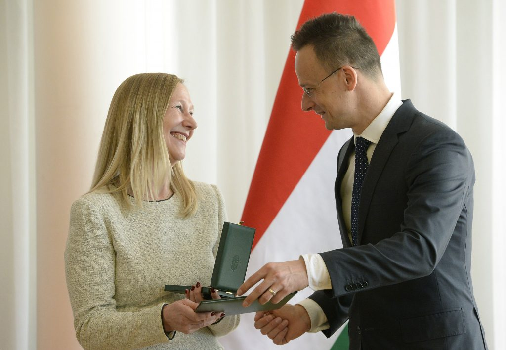 High State Honour Bestowed to BlackRock Budapest's Head post's picture