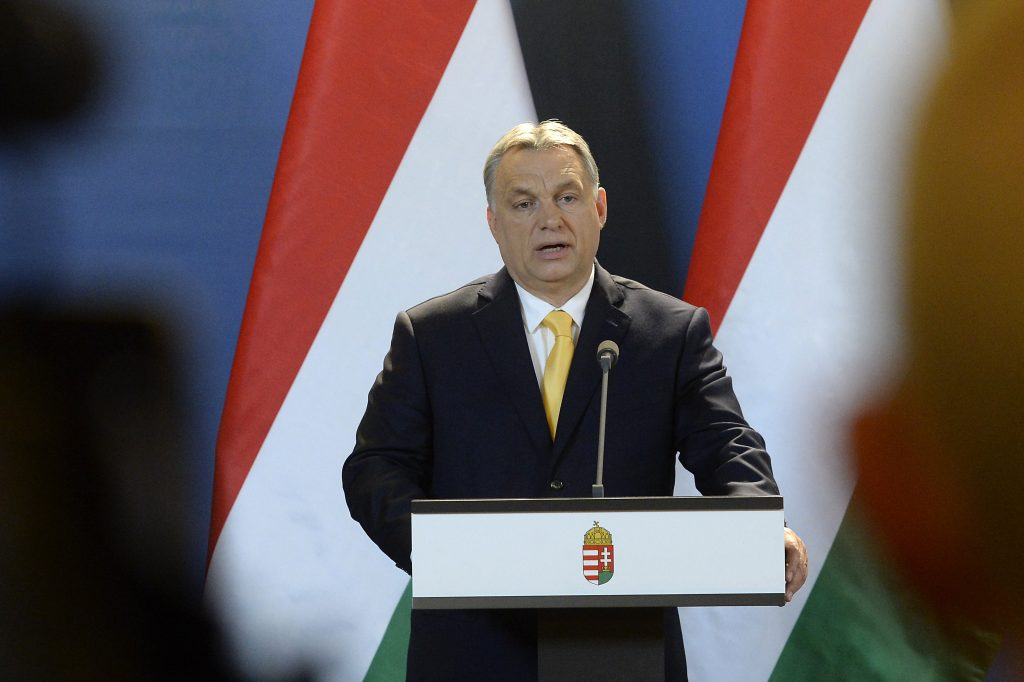 Orbán: Hungarian State Stands on National Foundations post's picture