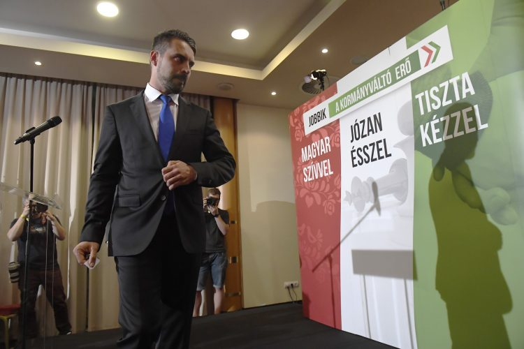 Former Jobbik President Vona Quits Party post's picture
