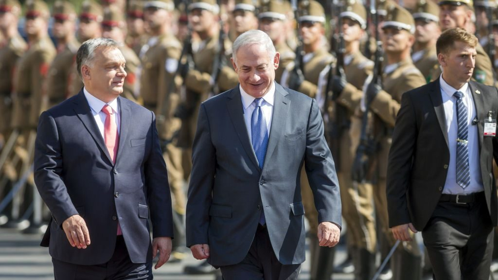 Orbán Marks Israel's Independence Day post's picture