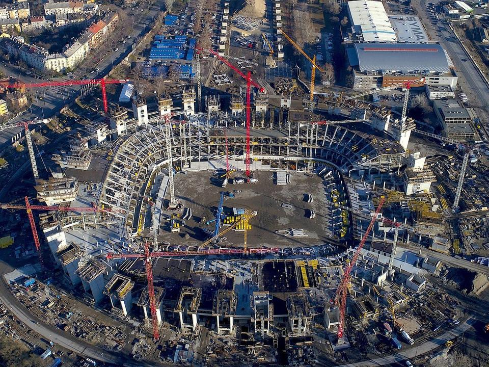 New Puskás Stadium Set to Be Completed by the End of 2019 post's picture