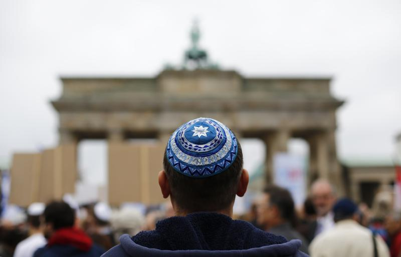 German Jewish Community Leader Advises against Wearing a Kippah in German Cities Following Anti-Semitic Assault post's picture