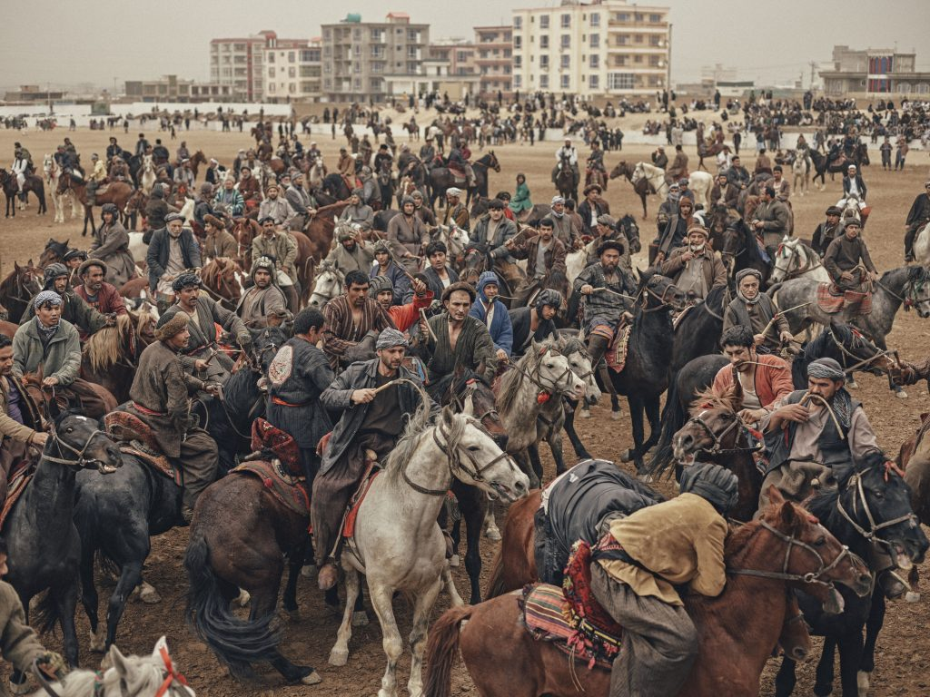 Hungarian Wins World Photography Awards with Stunning Images of Afghan Life post's picture
