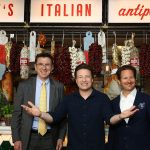 'Naked Chef' Jamie Oliver Talks Hungarian Restaurants While in Budapest