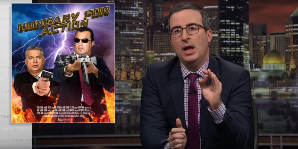 HBO Host John Oliver Talks Highlights of Hungarian Elections and Dictatorship in 'Last Week Tonight' post's picture