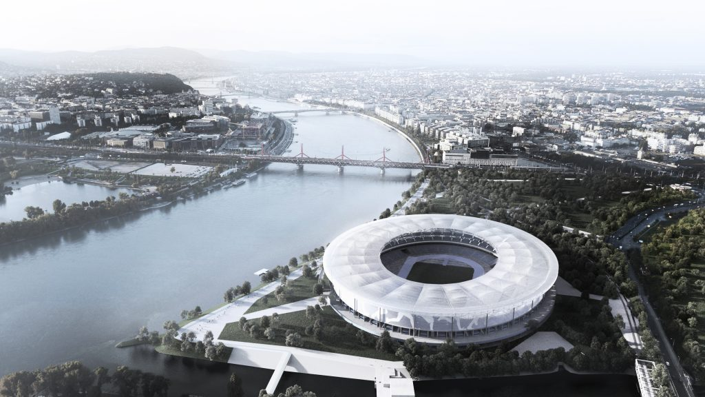 Yet Another Sports Stadium to Be Built in Budapest post's picture
