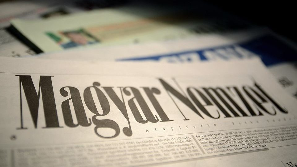 Major Opposition Newspaper Magyar Nemzet to Close Due to Financial Problems post's picture