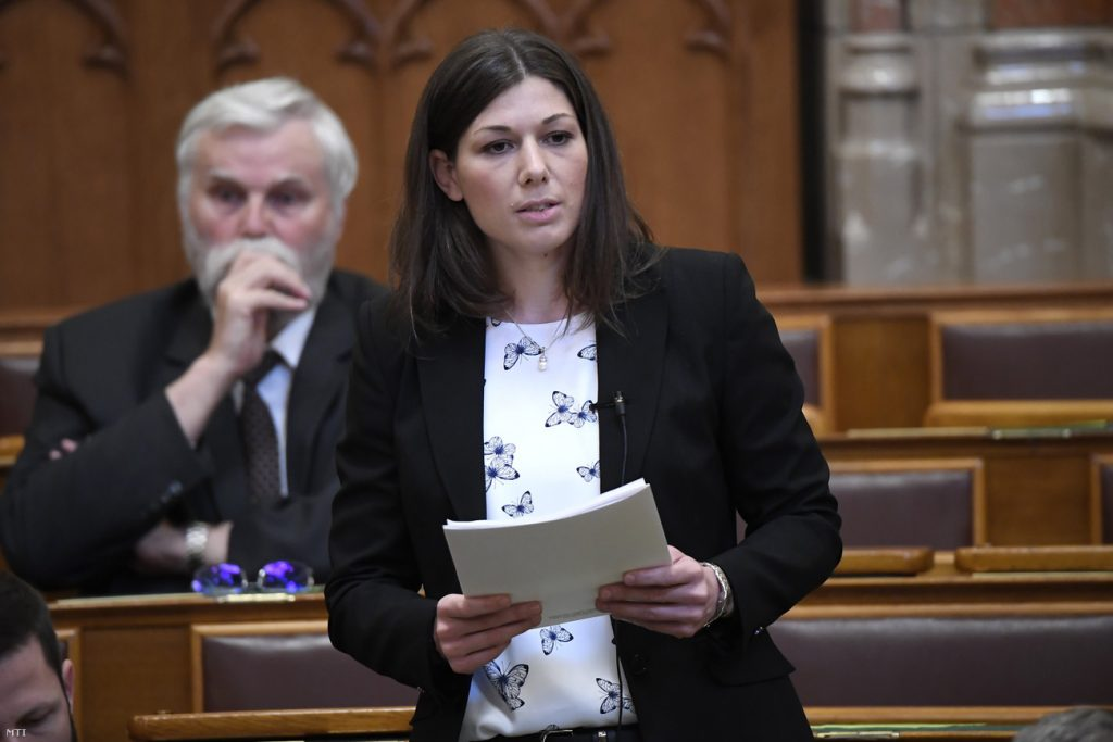 Liberal MP to Quit Párbeszéd Parlt Group post's picture