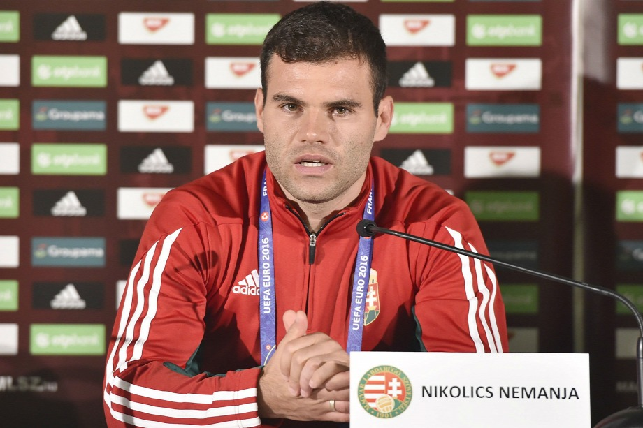 Striker Nemanja Nikolics to Quit Hungarian National Football Team post's picture