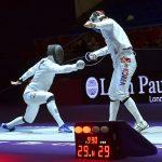Hungarian Men's Épée Team Wins World Cup in Paris