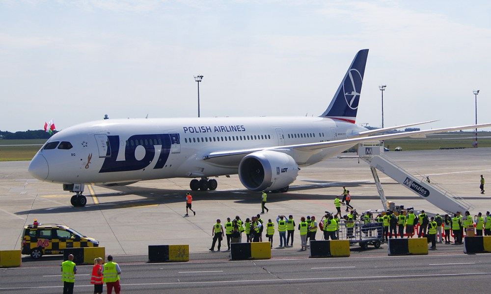 LOT Launches Budapest-Krakow Flight post's picture
