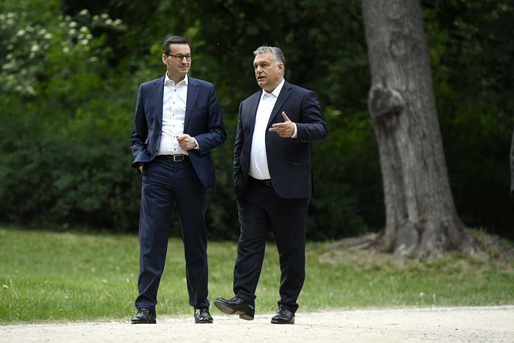 PM Orbán Greets Poland on Constitution Day post's picture