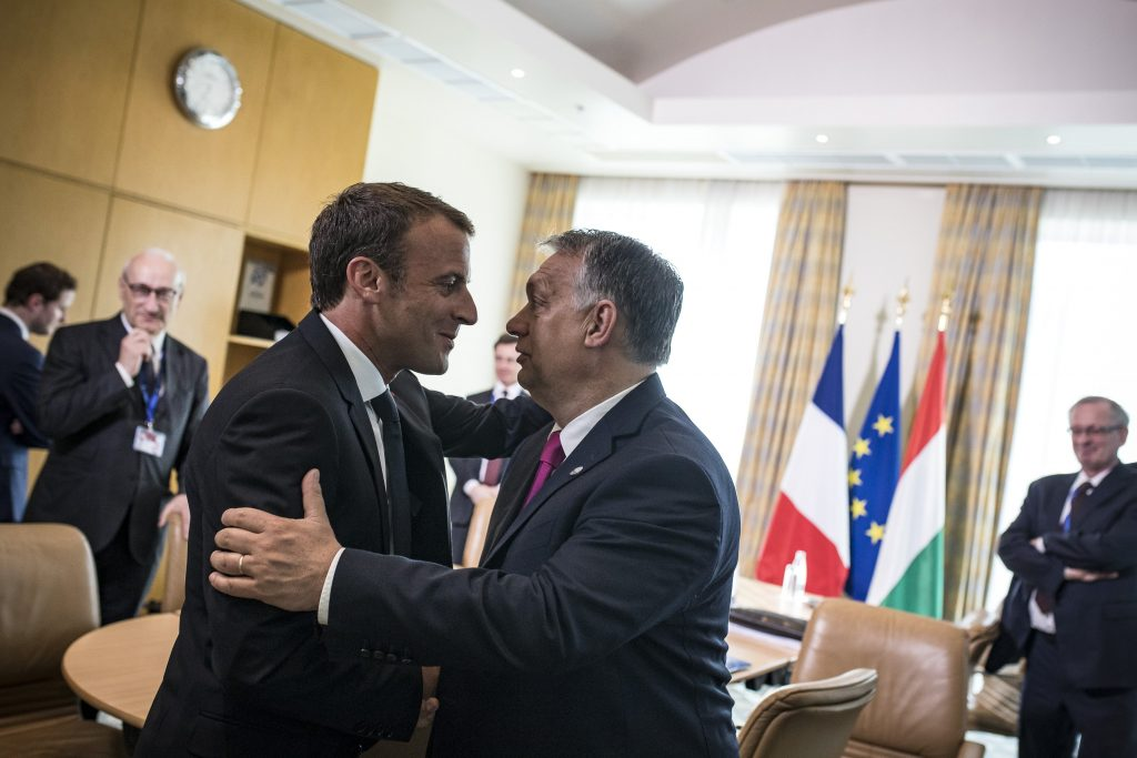 Orbán Hails Macron's EU Reform Initiative post's picture