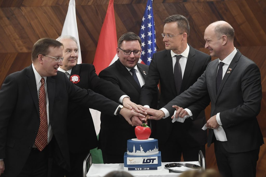 LOT Launches Budapest-New York Flight post's picture