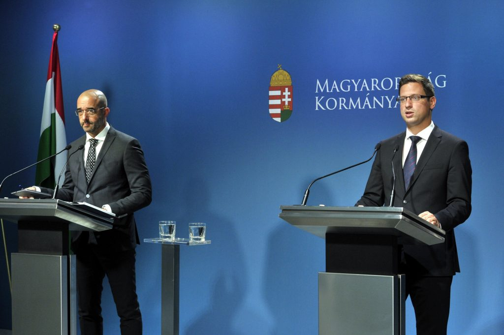 Gulyás: Govt to Submit 2019 Draft Budget on June 13 post's picture
