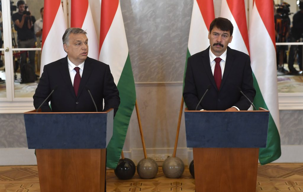 Orbán to Continue as President? Press Chief Dismisses Media Reports post's picture