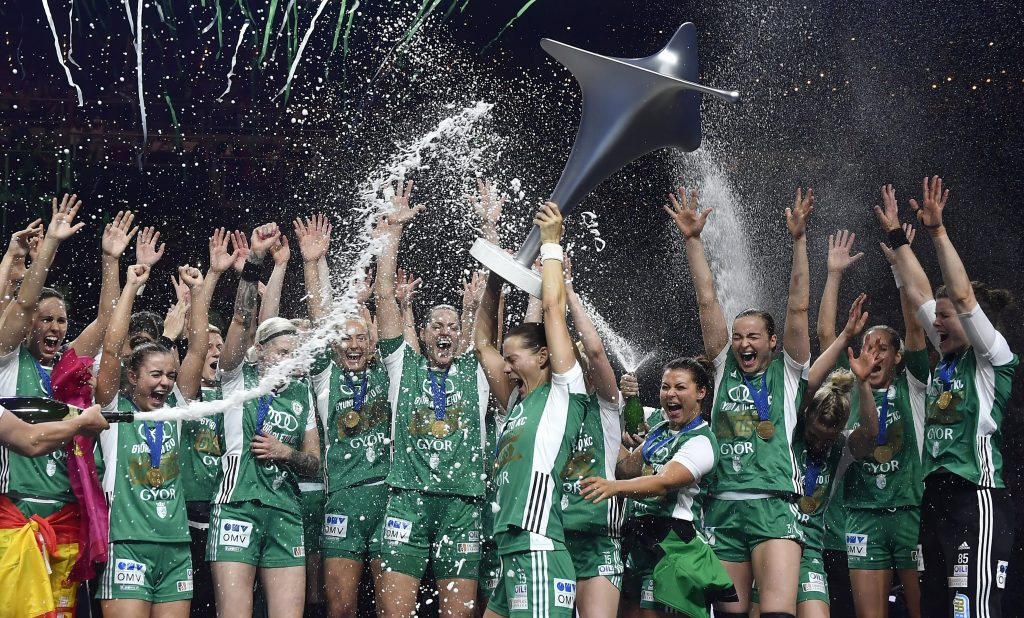 Hungary's Győri ETO Wins Women's Handball Champions League for Fourth Time post's picture