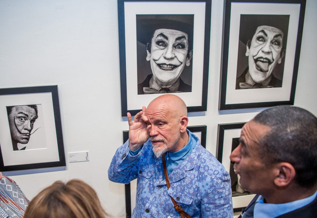 "John Malkovich Comes to Budapest, Gives Guided Tour of ""Malkovich Malkovich Malkovich"" post's picture"