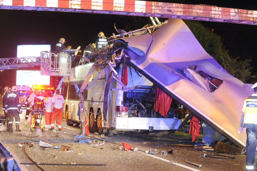 Bus Accident Near Budapest Airport Leaves 27 Injured as Police Take Driver into Custody post's picture