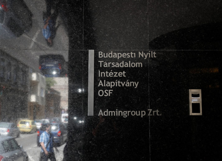 Soros-Funded Open Society Foundation to Leave Budapest Ahead of Orbán Gov't's Planned Anti-NGO Bill post's picture