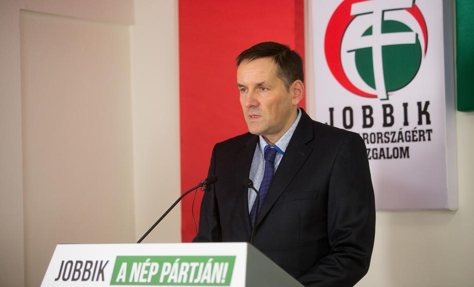 Jobbik Re-submits Constitutional Amendment post's picture