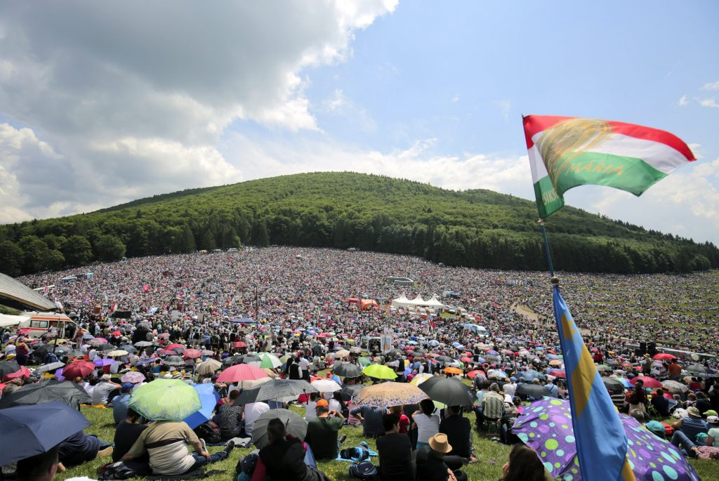 The 451th Csíksomlyó Pilgrimage in Pictures post's picture