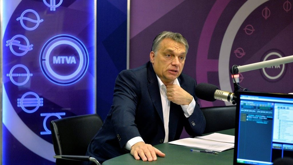 Orbán: State's Duty to Act against Organisers of Migration post's picture