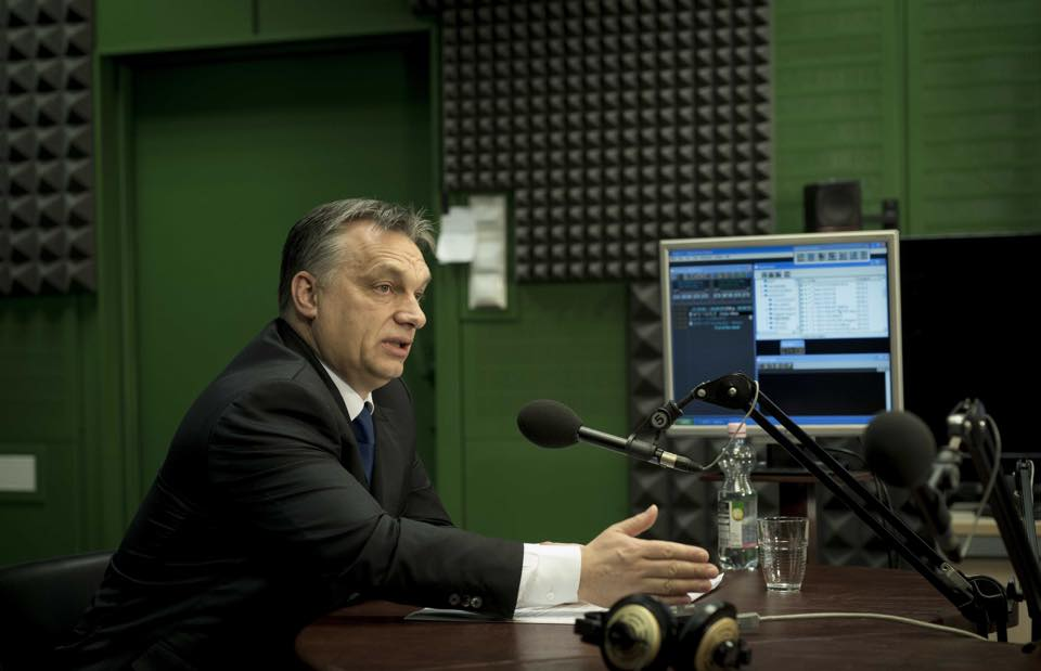 Orbán: Migrants 'Should not Get a Single Cent' from EU Budget – Radio Interview post's picture