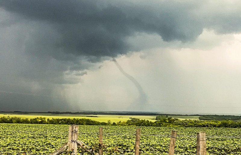 Smaller Tornadoes Accompany This Week's Bad Weather in Hungary post's picture